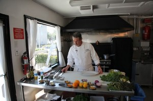 Chef Paul at Primal Alchemy Kitchen