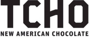 'TCHO-New American Chocolate' logo