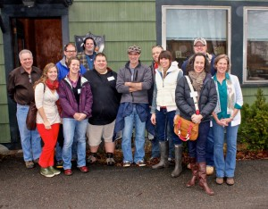 Members of the New Hampshire Local on a recent field trip.