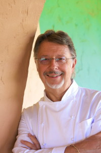 Chef John Sharpe, The Turquoise Room